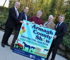 This year's Armagh County Show launched at Navan Centre & Fort.  Find out what's in store....