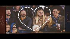 Kiss cam mistake at the Pro Bowl. http://ift.tt/2lmESXx