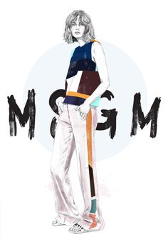 Personal work- MSGM resort 15