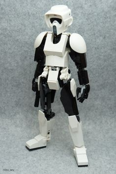 """""""Scout trooper"""" by nobu_tary: Pimped from Flickr"""