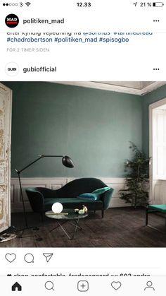 Farve soveværelse