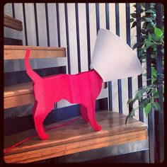 'Spot' the Dog Lamp