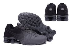 premium selection f116b d71f2 Nike Shox Deliver Men shoes Black Carbon Gray Hot Shoes, Men s Shoes, Nick  Shoes