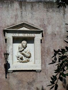 Ave Maria Rome, Italy, Vacation, Explore, Home Decor, Hail Mary, Italia, Vacations, Decoration Home