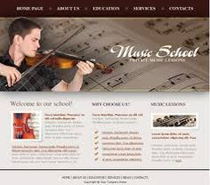 Using music website templates is one of the excellent ways to jump start your business? These pre best designed templates will help you to create an eye catching and sophisticated site. As these are pre best designed webpages, you just have to add content after choosing the right web page templates model. If you are interested to know more, just visit www.maddythemes.com.