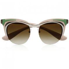 a9603da81b Prada Cat eye acetate sunglasses ( 430) found on Polyvore  pradahandbags   prada