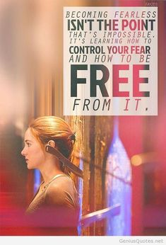 Veronica Roth does a great job at writing a strong, independent Tris in the Divergent Series! Divergent Hunger Games, Divergent Fandom, Divergent Trilogy, Divergent Insurgent Allegiant, Insurgent Quotes, Divergent Fanfiction, Tfios, Funny Divergent Quotes, Dauntless Quotes