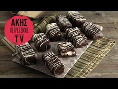 Γαλακτοφέτες με σοκολάτα Επ. 36 | Άκης Πετρετζίκης - YouTube