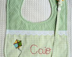 Bib + Catch nozzle (Embroidery)