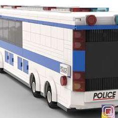 Lego Police, Lego Truck, Lego Architecture