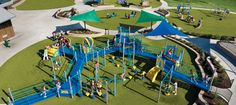 Taylor's Dream: Inclusive Playground in Fort Wayne | Accessible Playgrounds