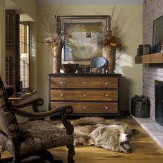 Family Room - eclectic - family room - houston - Garrity Design Group