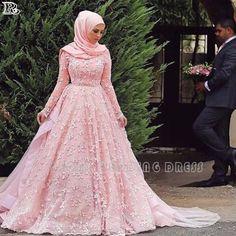 063920a392b 15 Muslim Wedding Dresses 2018