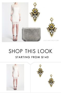 """""""Evening Outfit Ideas 1"""" by couturecandy ❤ liked on Polyvore featuring Elizabeth Cole"""