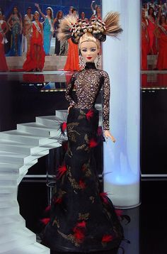 Miss Adygea 2013/14 by Ninimomo Dolls