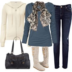 """cheetah"" by sandreamarie on Polyvore"