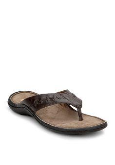 1d9e3ea88d03 Buy Franco Leone Brown Slippers Online - 4986763 - Jabong