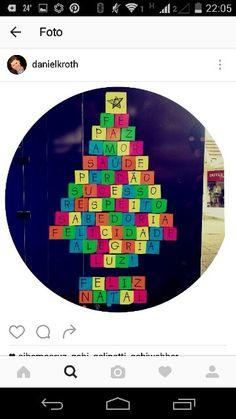 Natal postit