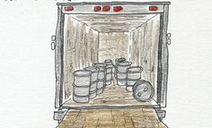 An Illustrated Account of the Great Maple Syrup Heist By Lucas Adams on January 16, 2014