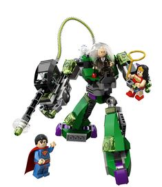 LEGO Super Heroes Superman Vs Power Armor Lex 6862 (Discontinued by manufacturer) -- Click image for more details. (This is an affiliate link)