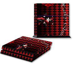 HARLEY QUINN PS4 Skin Vinyl Decal For PlayStation 4 sticker Batman Joker 180
