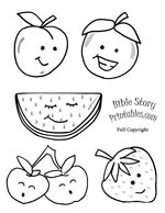 Fruit of the Spirit Printables & Crafts