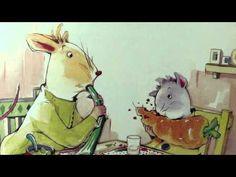 Waarom ben ik zo klein? - Digitaal prentenboek Film D, Nature Animals, Art For Kids, German, Language, Animation, School, Youtube, Bookcase