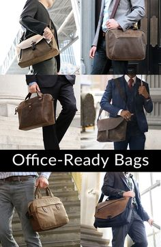 Treat yourself this week with one of Waterfield Designs Office-Ready Bags.   #AmericanMade  https://www.sfbags.com/collections/briefcases