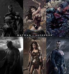 Jim Lee Influence Seen in BATMAN V SUPERMAN Costumes
