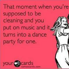 Cleaning Fun!