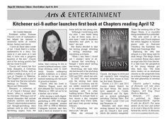 #ClippedOnIssuu from Kitchener Citizen  - West Edition April 2014