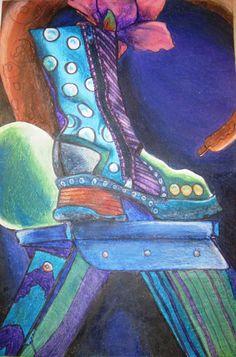 Digication e-Portfolio :: Debi West's ARTSTUFF :: 2010-2011 AP Lessons