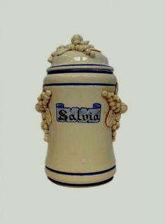 Antique Pharmacy Jar, Italy 1880s Somerset, Pharmacy, Victorian, Jar, Italy, Antiques, Tableware, Antiquities, Italia