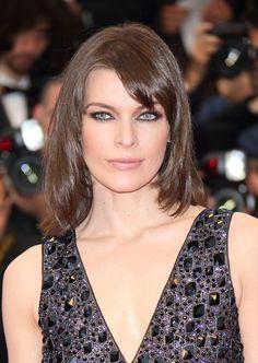 Cannes : Milla Jovovich