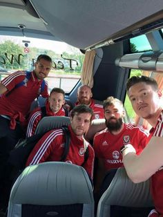 Wales International Football Team