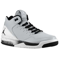 Jordan Flight Origin 2 - Wolf Grey/Black/White | Width - D - Medium Product #: 05155003 $95