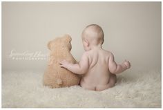 Tanner ~ Six Month Boy ~ Knoxville Children Photographer