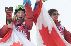 JO Sotchi - Février 2014 - Dara Howell a remporté l'épreuve slopestyle de ski acrobatique. Il s'agit de la quatrième médaille d'or du Canada à Sotchi. Kim Lamarre a décroché la médaille de bronze.