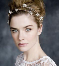 Delikatny makijaż ślubny-8