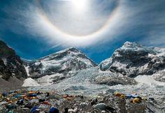 Your Nepal Trekking Photos - Everest -- National Geographic Base Camp, Mount Everest