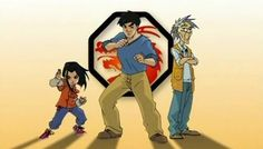 10 increíbles series animadas con protagonistas reales