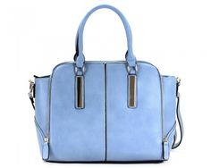 Chasse Wells Cate-a-Cate Tote - Baby Blue