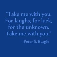 Peter S. Beagle, The Last Unicorn