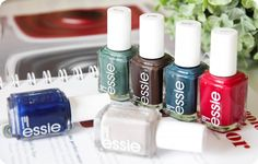 Essie Dress To Kilt Fall 2015 Collection Review
