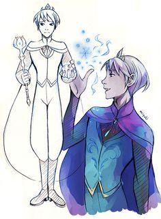 E se as Princesas Disney fossem Príncipes?