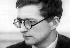 Shostakovich. Those glasses!