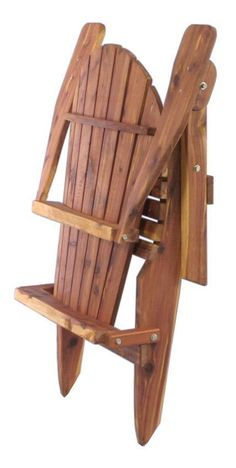 Amish Cedar Wood Adirondack Folding Chair is part of Adirondack chair plans - Bring the ultimate comfort of the Cedar Adirondack Folding Chair with you wherever you go This wooden outdoor furniture is made with chemical free cedar grown Outdoor Furniture Plans, Amish Furniture, Rustic Furniture, Furniture Making, Furniture Design, Furniture Buyers, Furniture Ads, Funky Furniture, Furniture Storage