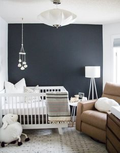 A gorgeous gender neutral nursery reveal for baby Jack. Tour this sweet and simple space that showcases the perfect mix of textures.