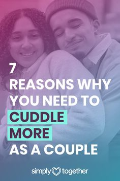 Cuddling as a couple is a nice and cozy feeling. But did you know it also creates attachment and trust between the two of you? There are many hidden benefits for both women and men you might not have heard of. #RelationshipAdvice #Couples #Cuddling #RelationshipTips #CoupleGoals #ForWomen #Cute