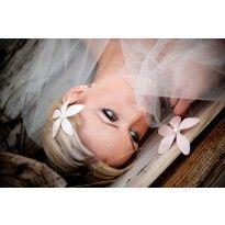 $120 Justine M Couture, Wynn Austin Collection, hair flower